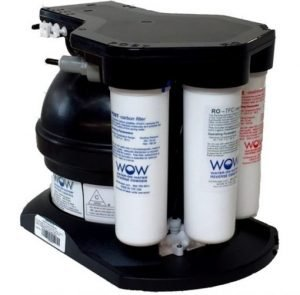 WOW RO 50 System w/ Leak Detector/Shut-off