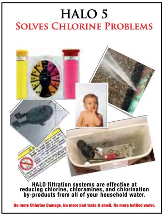 Solves Chlorine Problems